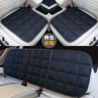 汽车坐垫夏季单片座椅垫透气四季通用三件套座垫无靠背车凉垫