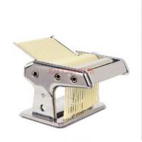 家用加厚加强两刀压面机 面条面皮两用机 创意面条机压面机手动不锈钢擀面机饺子馄饨皮机