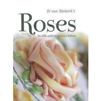 【预订】Di Van Niekerk's Roses in Silk and Organza Ribbon 97818