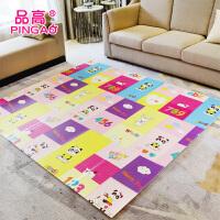 婴儿儿童爬爬垫家用泡沫地垫 客厅游戏毯拼接 宝宝爬行垫厚可折叠