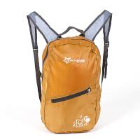 新款 便携双肩骑行背包折叠包 户外男女自行车包运动装备