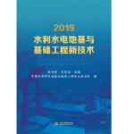 2019水利水电地基与基础工程新技术