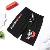休闲短裤男五分裤夏季新款2019潮流男裤子薄款青少年运动短裤K916