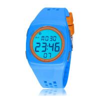 超薄机芯多功能手表pu电子表防水个性礼品创意时尚电子表