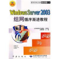 Windows Server2003组网循序渐进教程/新世纪热门软件步步高丛书 龙腾科技 红旗出版社 97875051