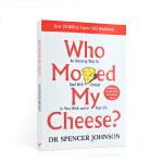 英文原版书籍 斯宾塞约翰逊经典Who Moved My Cheese 谁动了我的奶酪 不变的就是改变 受用一生的书 适