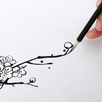 黑尖勾线笔