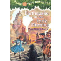 Magic Tree House #24 Earthquake in the Early Morning 神奇树屋24