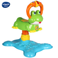 vtech/伟易达小青蛙健身椅 儿童早教益智健身玩具