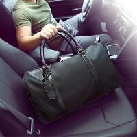 手提男士旅行包商务出差包短途手提包行李包轻便旅游包单肩行李袋