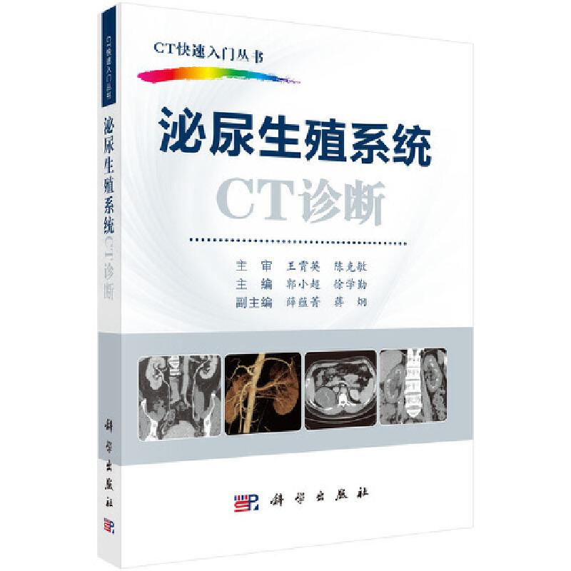 泌尿生殖系统CT诊断 CT快速入门