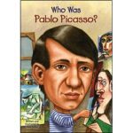 WHO WAS PABLO PICASSO 进口故事书,True Kelley(楚・凯利),Penguin US,97