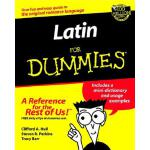 【预订】Latin For Dummies