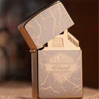 chief首领usb电弧充电打火机超薄金属创意个性电点烟器礼盒