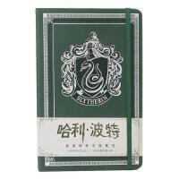 哈利・波特:斯莱特林学院笔记(正版授权皮面精装笔记本,哈迷2020年*笔记本)