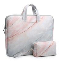 苹果笔记本电脑包macbook air13.3内胆包pro手提女公文包13套14时尚可爱小清新