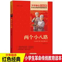 两个小八路 正版红色经典书籍 革命英雄的故事少年励志小学生革命传统教育读本9-12-15岁六年级必读七八九中小学生课外