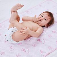 尿布宝宝婴儿戒子拉拉防水可洗可以水洗的纸尿裤神器尿不湿小