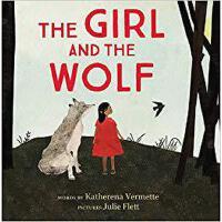 【预订】The Girl and the Wolf 9781926886541