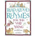 【预订】Read-Aloud Rhymes for the Very Young