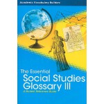 【预订】The Essential Social Studies Glossary III: A Student Re
