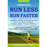 【预订】Runner's World Run Less, Run Faster: Become a Faster, St