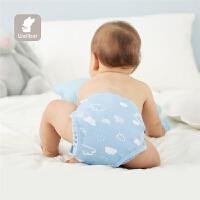 婴儿棉布尿裤婴儿尿布裤 尿布兜宝宝透气隔尿裤