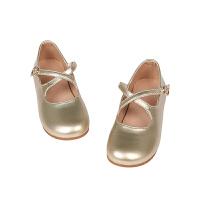 【秒杀价:180元】马拉丁童鞋女大童皮鞋春装2020年新款百搭单鞋公主鞋儿童鞋子