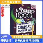 英文NOTE BOOK OF DOOM#8:Charge of the Lightning Bugs