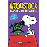 【预订】Woodstock: Master of Disguise (Peanuts Amp! Series Book