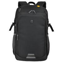 男双肩电脑包15.6寸17寸17.3寸华硕联想戴尔游戏本笔记本甜甜圈双肩包离家出走包背包旅游