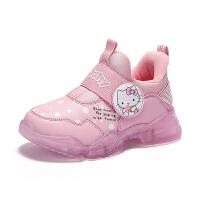 童鞋女童运动鞋冬季新款二棉保暖休闲鞋加绒学生户外鞋