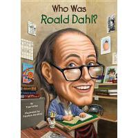 [现货]who was ronald dahl,Ronald Dahl 罗尔德.达尔,好心眼的巨人(圆梦巨人),玛蒂尔