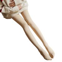 肉色丝袜女袜裤托腹裤袜孕妇打底裤秋冬装加绒加厚打底袜