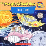 Magic School Bus Sees Stars, The: a Book about Stars神奇校车-观览群星  9780590187329