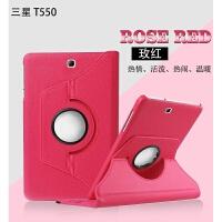三星Tab A 9.7英寸 sm-T550皮套T555C平板��X保�o套P550外��P555C保�o