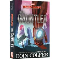 【全店满300减110】英文原版小说 Marvel Iron Man The Gauntlet 漫威钢铁侠 青少年章节小