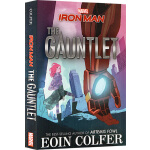 英文原版小说 Marvel Iron Man The Gauntlet 漫威钢铁侠 青少年章节小说读物 Eoin Co