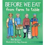 【预订】Before We Eat 2e: From Farm to Table 9780884486527