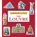 The Louvre: A 3D Expanding Pocket Guide 卢浮宫(立体书)ISBN9780763