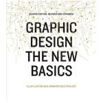【预订】Graphic Design: The New Basics, Revised and Updated