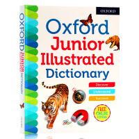 牛津少儿英语图解词典 英文原版工具书 Oxford Junior Illustrated Dictionary 儿童初