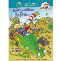 Miles and Miles of Reptiles: All About Reptiles (Cat in the