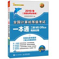 2019年全国计算机等级考试一本通 二级MS Office高级应用