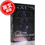 现货 英文原版 Halo: The Thursday War 光环 星期四战争 小说