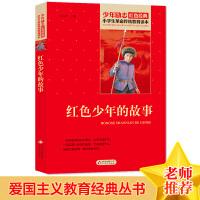 红色少年的故事 小学生革命传统教育读本 红色经典