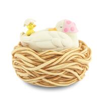 丑小鸭诞生水晶球音乐盒儿童创意生日礼物八音盒女友U 小鸭诞生