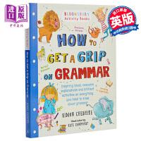 【中商原版】How to Get a Grip on Grammar 如何掌握语法 儿童亲子家庭教辅英语学习 平装 英文