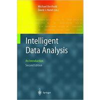 【预订】Intelligent Data Analysis 9783540430605