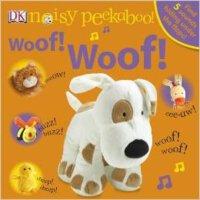[现货]英文原版 Noisy Peekaboo Woof! Woof!